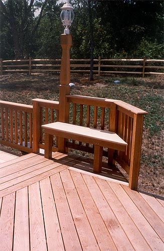 Custom Wooden Furniture Indoor Outdoor Deck Furinture Montgomery County Pa Bucks County Pa