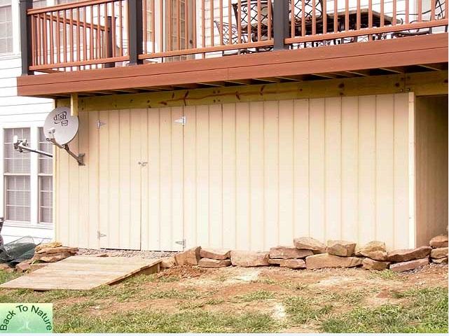 Decks Pa With Custom Steps Privacy Walls Gates Ramps