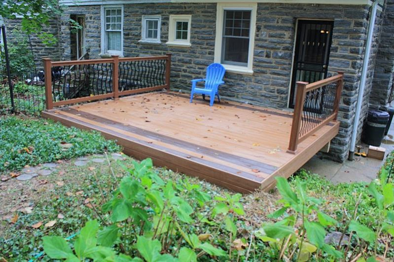 Ground Level Decks Pa Deck Builders And Patio Contractors