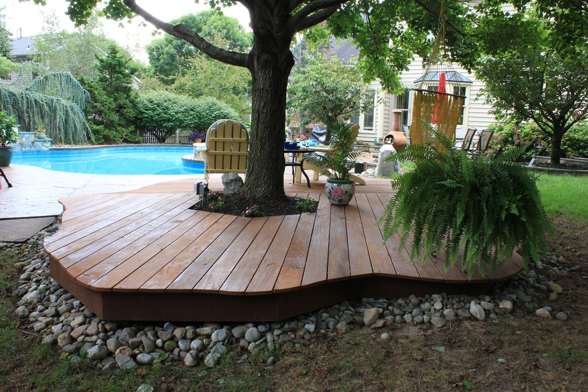 Ground Level Decks, PA Deck Builders And Patio Contractors